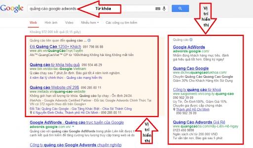 Công ty đại lý quảng cáo Google tại Hồ Chí Minh