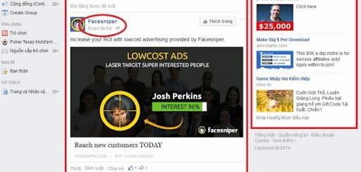 Quảng cáo Facebook là gì? Các dạng quảng cáo facebook 3