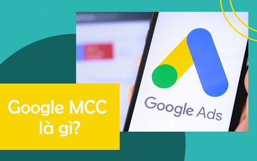 Tài khoản MCC adwords là gì? 1