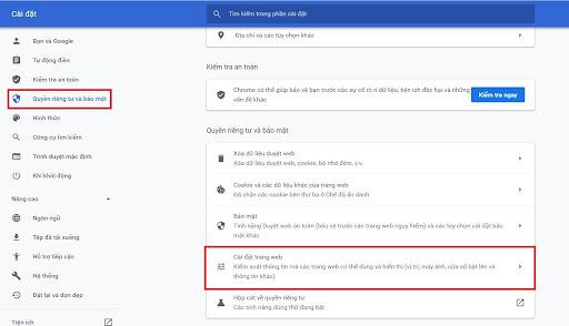 Cách Tắt quảng cáo trên google 7