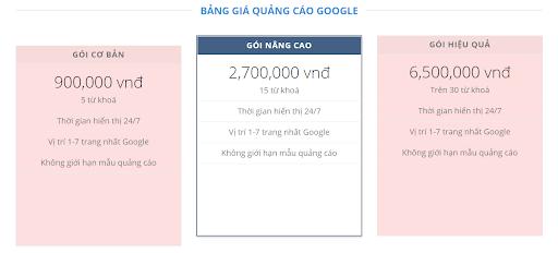 Thuê đại lý quảng cáo Google ở đâu chất lượng và uy tín? 4